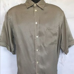 Murano casual silk shirt